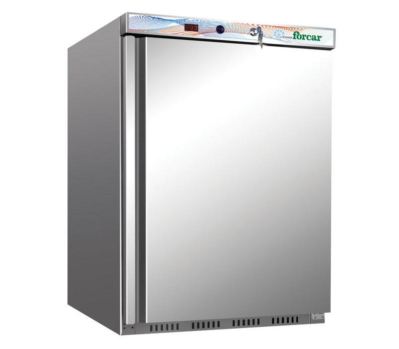 Forcar Armoire Réfrigérée Négative | 200 Litres | Inox | 150W | L 600 x P 585 x H 855 mm