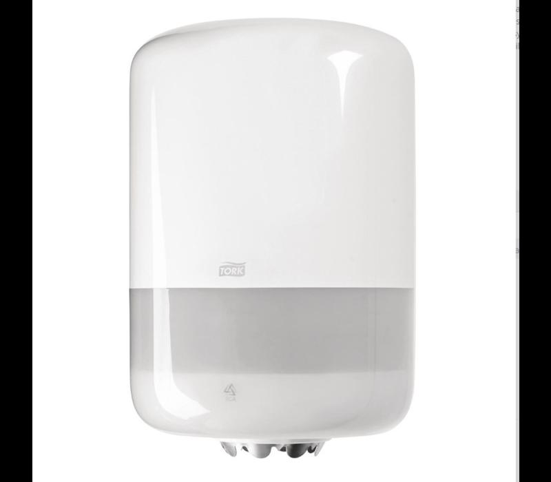 Tork Distributeur blanc pour bobine à dévidage central Tork