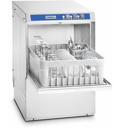 Casselin Lave-Verres 40x40cm | Doseur de Rinçage | 230V