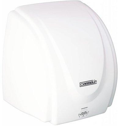 Casselin Sèche-Mains En ABS Blanc - Temps De Séchage 20 sec - 2100W - 244x264x200(h)mm