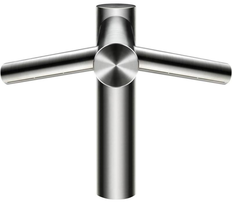 Dyson Dyson Airblade | WD05 | Tap AB10 Surélevé | Robinet et Sèche-Mains | Inox Brossé