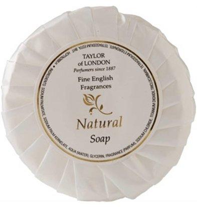 CHRselect Savon Enveloppé De Papier - Natural - 25g - 100 Pièces