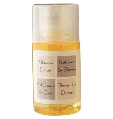CHRselect Bain Moussant & Shampooing Mignon - 20ml - 50 Pièces
