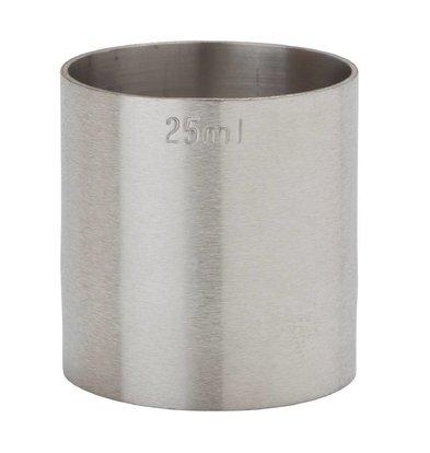 CHRselect Mesure à Boissons Inox - 25ml
