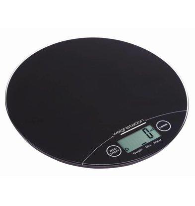 Weightstation Balance Électronique Ronde | 5Kg/1gr.