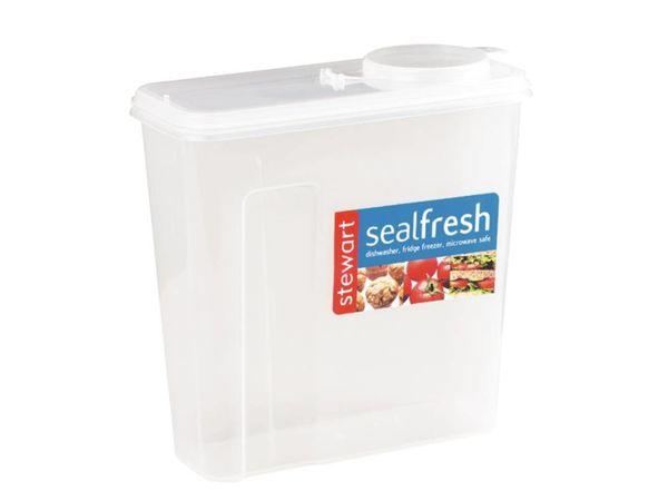 Seal Fresh Boîte à Céréales Hermétique - Seal Fresh - 375g - 230x230x100mm