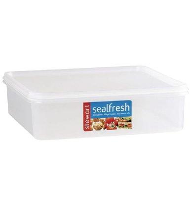 Seal Fresh Boîte Pour Pizzas Hermétique - Seal Fresh - 3500ml - 70x240x240mm