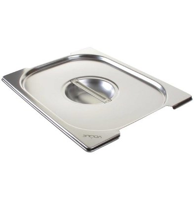CHRselect Couvercle Inox + Anses GN 1/2