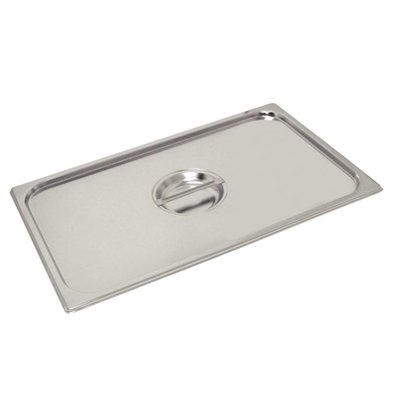 CHRselect Couvercle Inox Gn 1/1