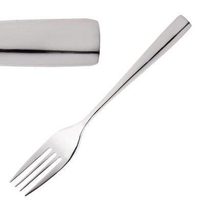 CHRselect Fourchette De Table Inox - Torino - 12 Pièces