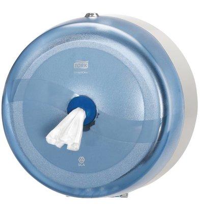 Lotus Distributeur Lotus Prof. Smart One - Bleu - 1 Rouleau -270Øx170mm