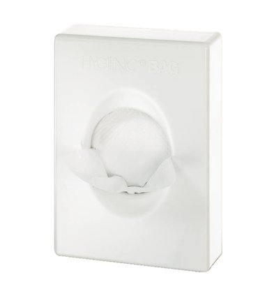 CHRselect Distributeur Blanc De Sacs Hygiéniques