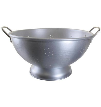 CHRselect Passoire à Poignées - Aluminium - Ø470mm