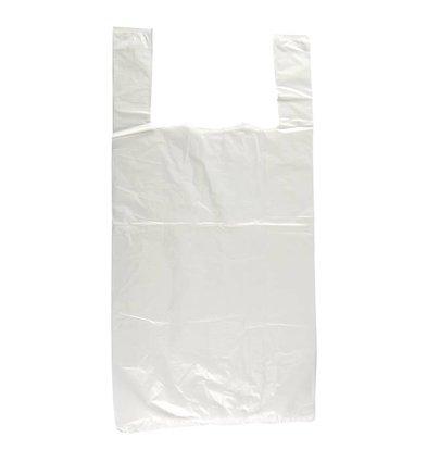 CHRselect Sacs En Plastique Blancs - 1000 Pièces
