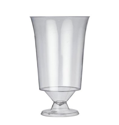 CHRselect Verre à Vin Jetable - 180ml - 10 Pièces