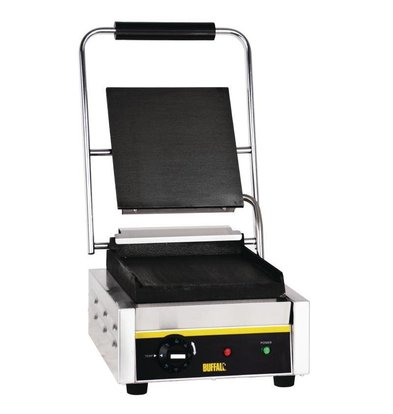Buffalo Contact Grill BUDGET | Lisse | 1500W | 290x310x290(h)mm
