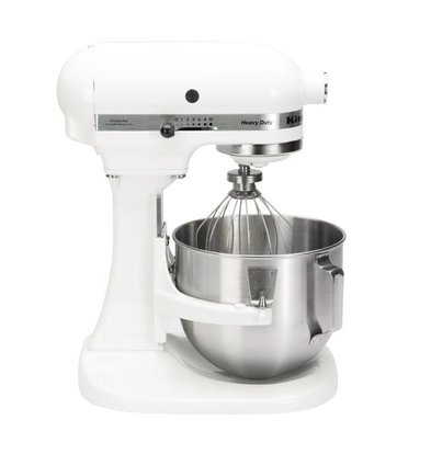 KitchenAid KitchenAid K5 Batteur - Blanc - 4,8 Litres