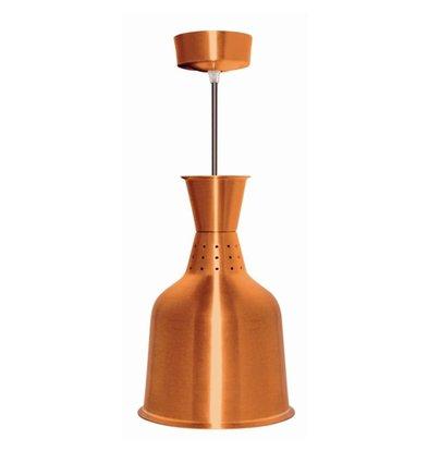 Buffalo Lampe Chauffante Laiton - Aluminium - 250W/230V - 185(l)x330(H)mm