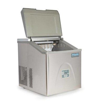 Polar Machine à Glaçons | 15kg/24h | Produit 3 Tailles De Glaçons