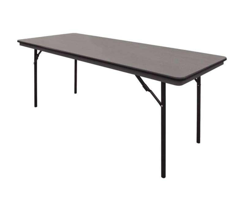 CHRselect Table Rectangulaire Pliante | DURABLE | 1830x760x705(h)mm
