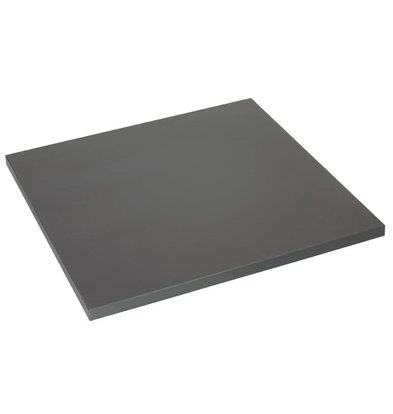 Lamidur Plateau De Table | Anthracite | Lamidur | 600x600mm