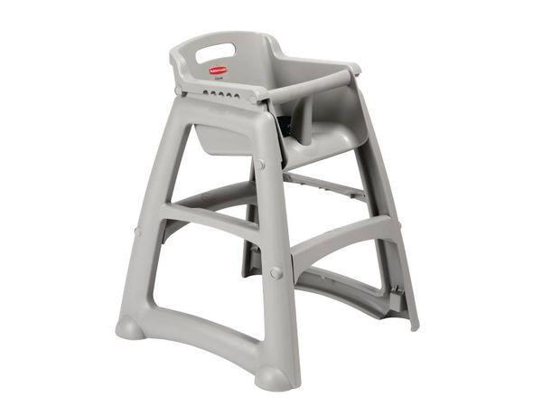 Rubbermaid Chaise Pour Enfant Haute - Empilable - Rubbermaid