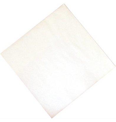 Katrin Serviettes En Papier Prof. - Blanc - 3 Plis - Pliées En 4 -  400x400mm - 1000 Pièces