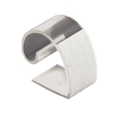 CHRselect Clip Velcro Pour Housse De Table - 10-30mm - 10 Pièces
