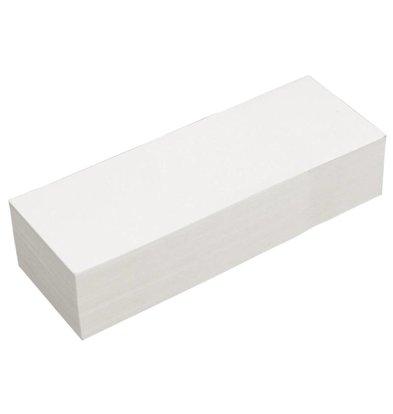 CHRselect Serviettes En Papier Rectangulaires - 2000 Pièces
