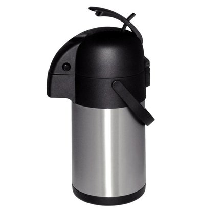 CHRselect Bouteille Isotherme à Pompe Inox | 2500ml