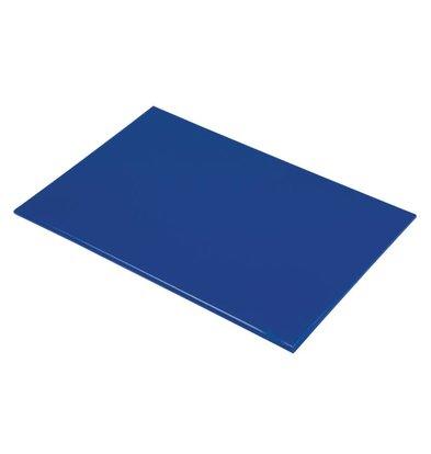 Hygiplas Planche à Découper - Hygiplas - Haute Densité - 450x300x12mm - Bleue