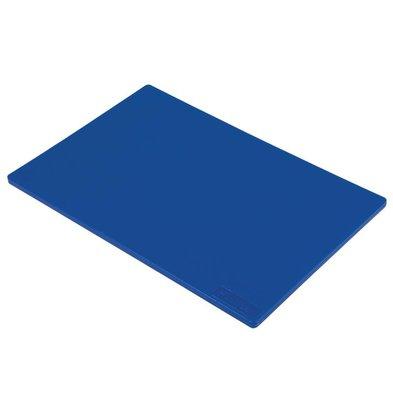 Hygiplas Planche à Découper Hygiplas - Bleue - 450x300x12mm