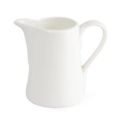 Lumina Pot à Lait Lumina - Porcelaine Fine - 170ml - 6 Pièces