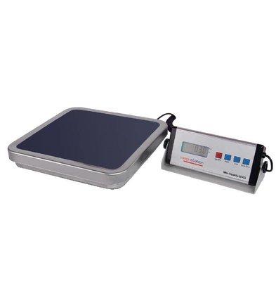 Weightstation Balance Électronique - Plateau Amovible Inox- 30Kg