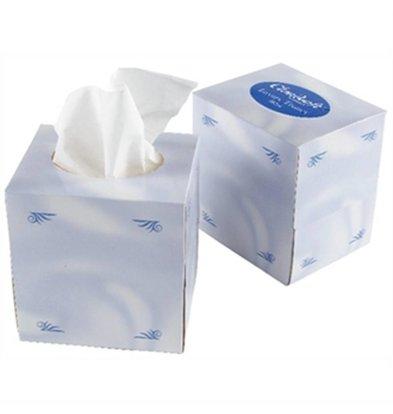CHRselect Mouchoirs en Papier Blancs - Pour CC493 - 2 Plis - Lot de 24