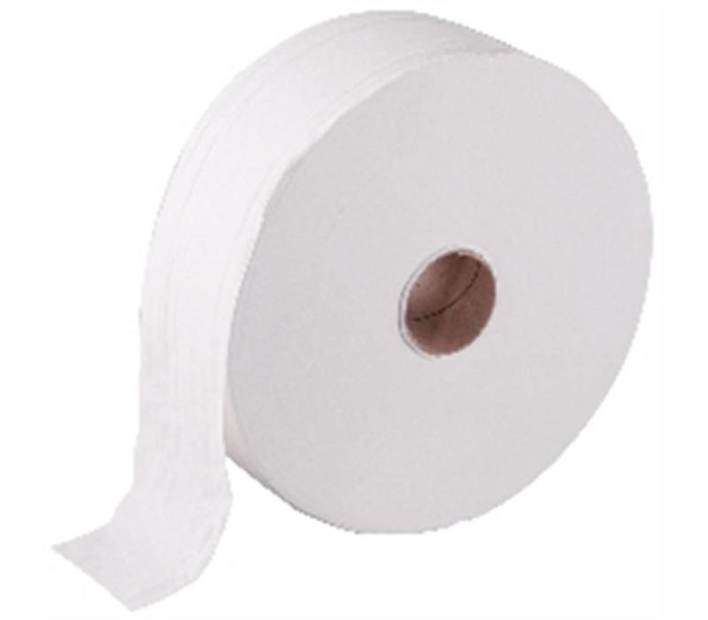 Jantex Rouleaux Papier Jumbo - 2 Plis - Jantex - Lot de 6