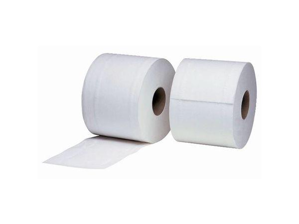 Jantex Rouleaux Papier Toilette - 2 Plis | 320 Feuilles - Jantex - Lot de 36