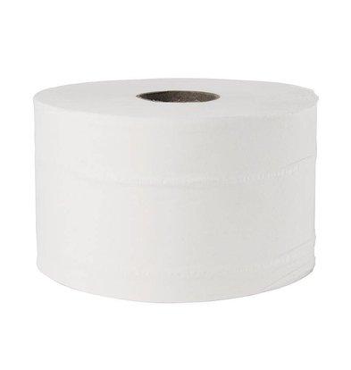 Jantex Rouleaux de Papier Hygiénique Micro - 2 Plis - Jantex - Lot de 24