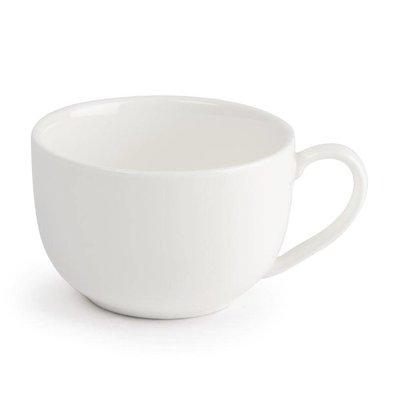 CHRselect Tasse à Espresso Lumina - Porcelaine Fine - 120ml - 6 Pièces