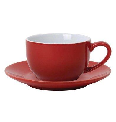 CHRselect Tasse à Café Olympia -Rouge - 228ml - 12 Pièces