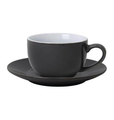 CHRselect Tasse à Café Olympia -Grise - 228ml - 12 Pièces