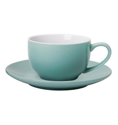 CHRselect Tasse à Café Olympia -Verte - 228ml - 12 Pièces