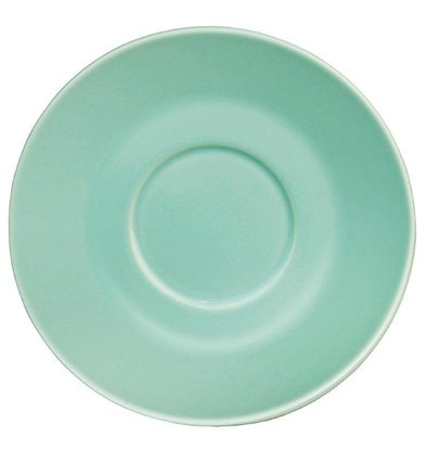 CHRselect Soucoupe Pour Tasses 228ml & 340ml - Olympia - Vert -12 Pièces