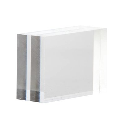 CHRselect Porte-Carte Premium - Olympia - Acrylique Transparent - 30(p)x85(L)x55(H)mm