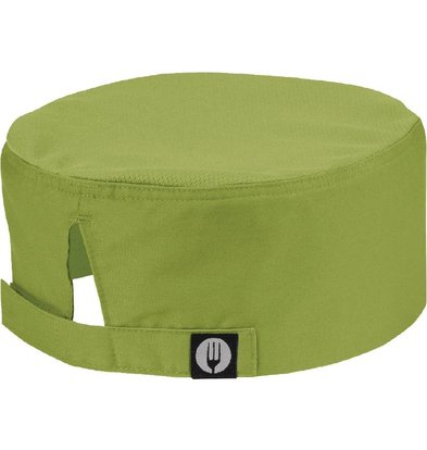 CHRselect Calot CoolVent Chef Works - Taille Universelle - Vert Anis