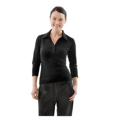 CHRselect Blouse Dame Noire - UniformWorks - Disponibles En 5 Tailles