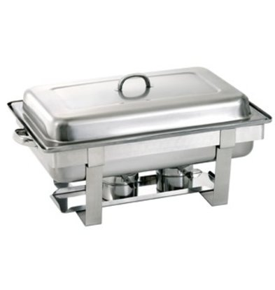 Bartscher Chafing Dish GN 1/1 Inox - Empilable - 65(p)mm - 610x350x320(h)mm