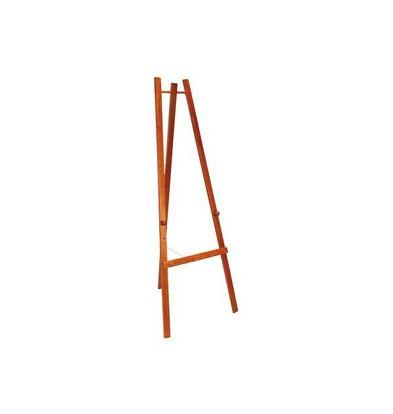 Securit Chevalet de Table Acajou - 1650(h)mm