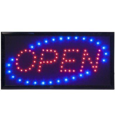 "Securit Affichage LED ''OPEN"""