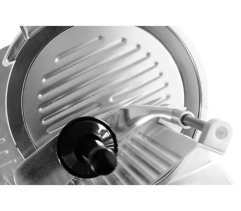 Hendi Trancheuse Profi Line 250 - Aluminium - Lame 250mm - 320W - 380x490x380(h)mm